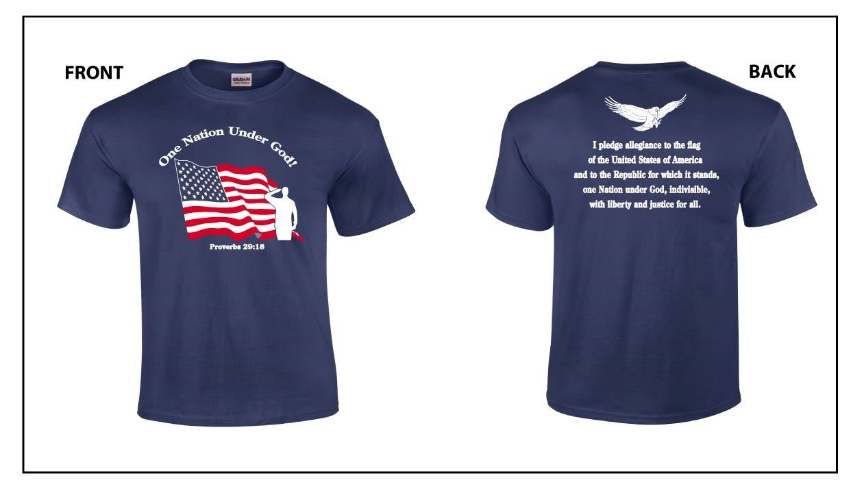 Respect the Flag Shirt